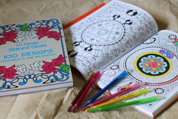 Art Therapy Come Rimedio Anti Stress I Libri Da Colorare Per